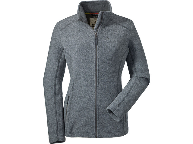 Schöffel Tscherms1 Bluza Kobiety, frost gey melange